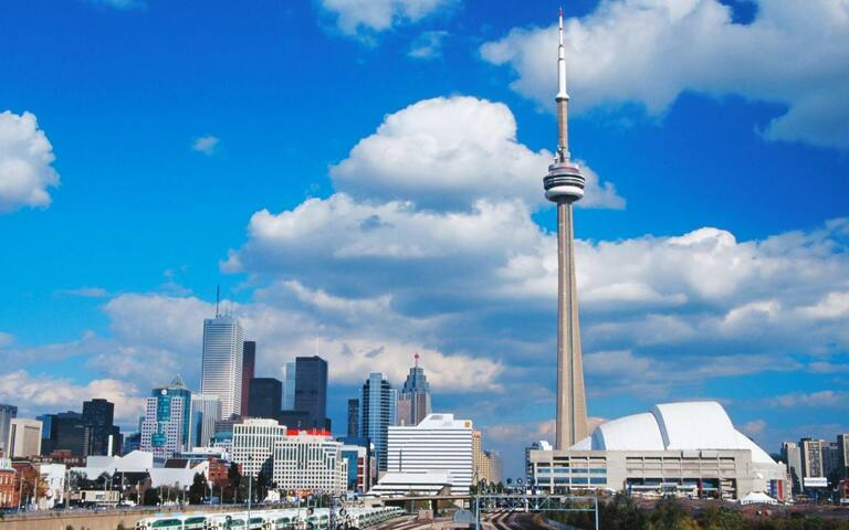 Downtown Toronto Condo by Scotia Bank Arena