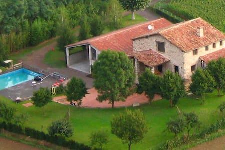 Mas La Plana, masia rural entera - 赫罗纳(Girona) - 独立屋