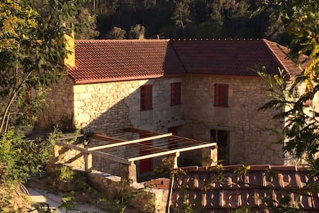 Stone cottage in beautiful Galician countryside - Monfero