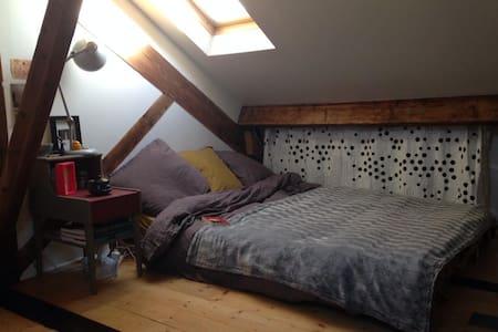 Une cabane à paris / A hut in Paris - Montreuil - Appartement