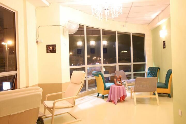 Fairpark Resident Triple room