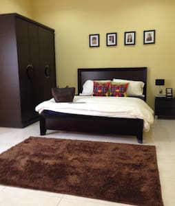 A spacious room in a quite house  - South Jakarta