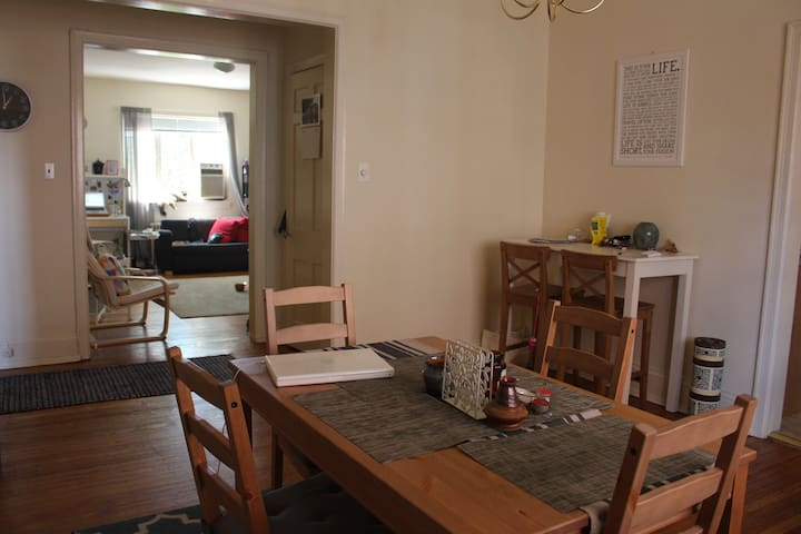 Cozy Haverford Apt by Train Station - Haverford - Appartement