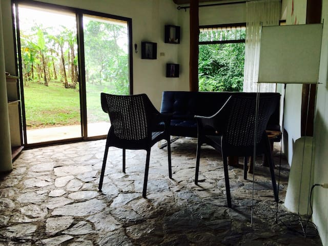 Cosy Apartment near the Lake - Tilaran - Casa de campo