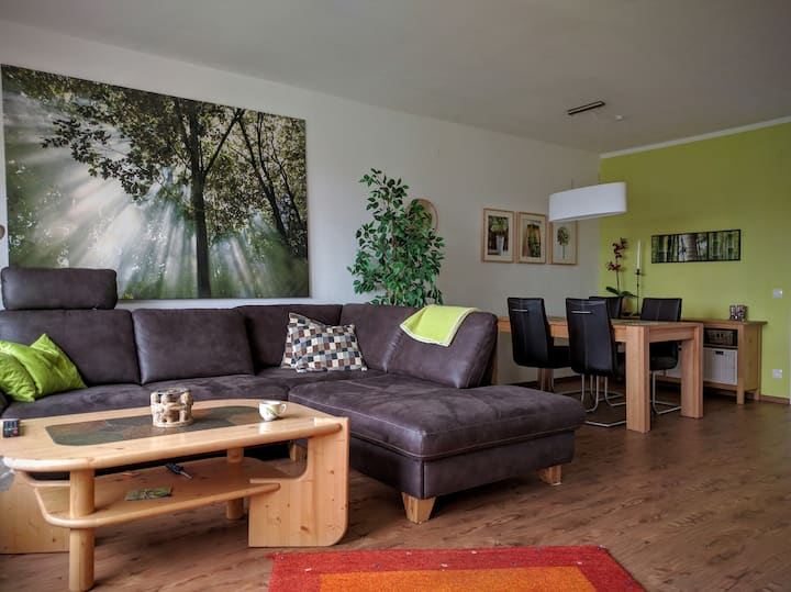 Sunny and central apartment in Seefeld