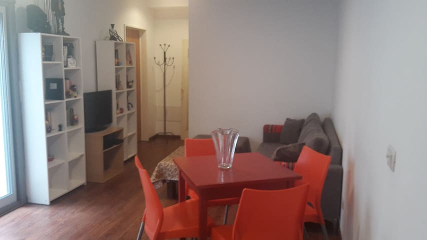 Beautiful 1BDR aparment in Barrio Norte w/patio - Recoleta - Condominio