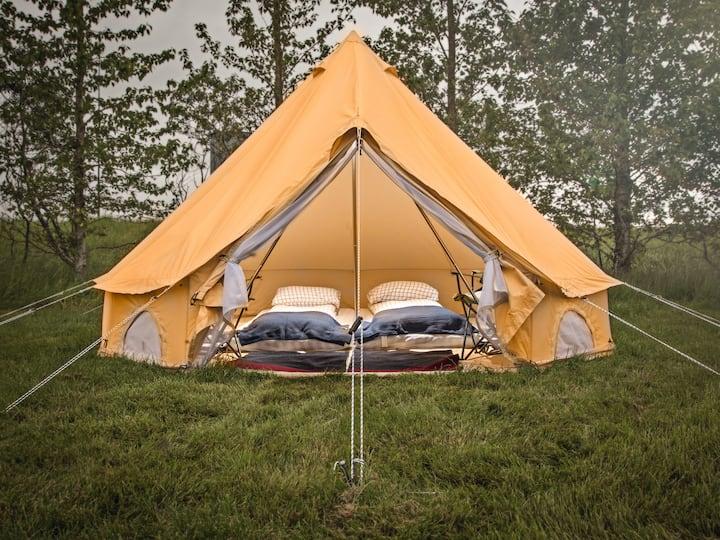 Bell Tent 4 - Ljosafossskoli