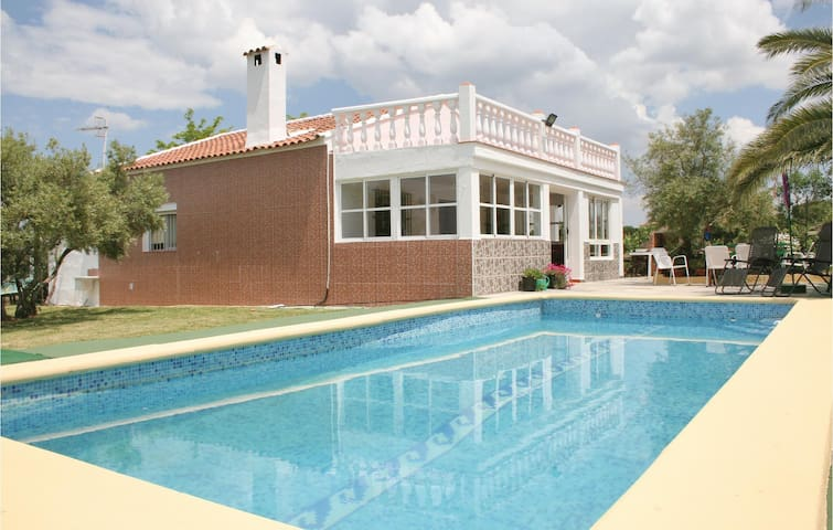 Holiday cottage with 2 bedrooms on 50m² in El Gastor