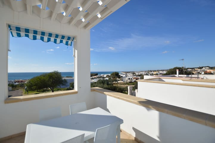 Apartment with sea view..Torre Vado - Torre Vado