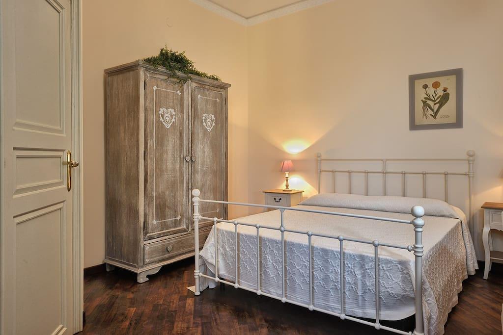 Camera da letto - Appartamento  Iris