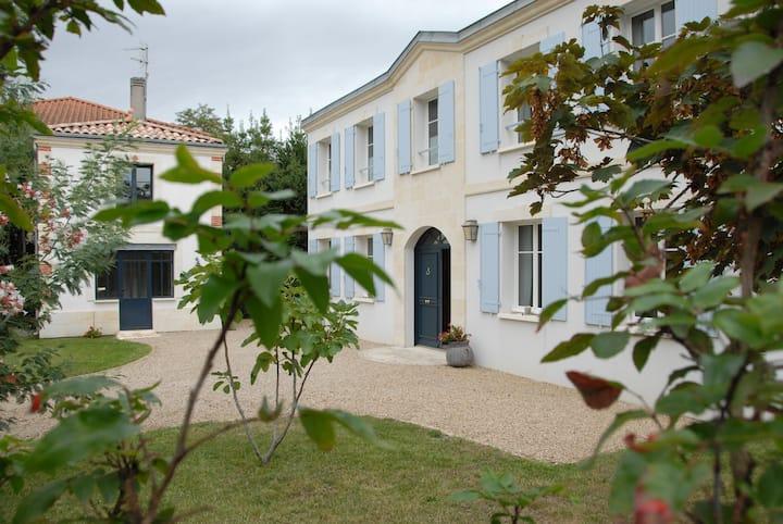 Très belle maison proche Bordeaux