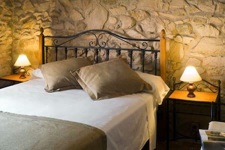 Room Uvas - Casa Pati de l´Albera - St Climent Sescebes - 独立屋