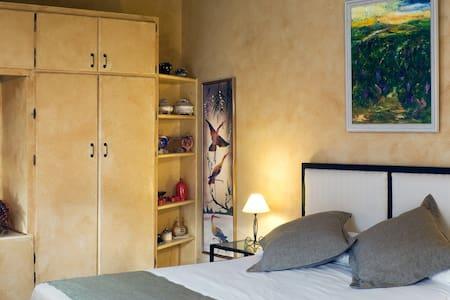 Room Abeto - Casa Pati de l´Albera - St Climent Sescebes - 独立屋