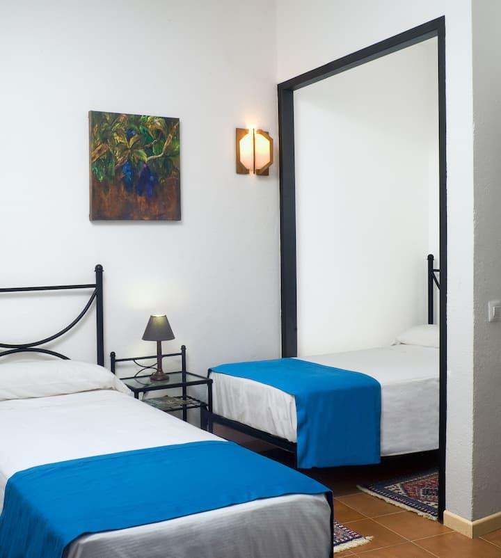 Room Limon - Casa Pati de l´Albera