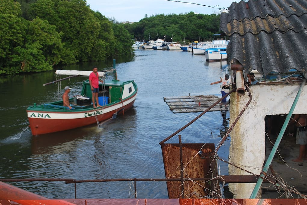 Puerto de Cojimar