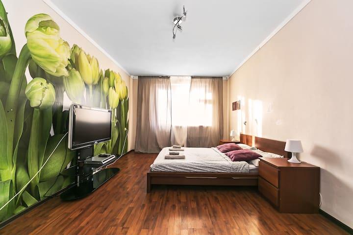Квартира в Лобне, рядом Шереметьево - Lobnya - Leilighet