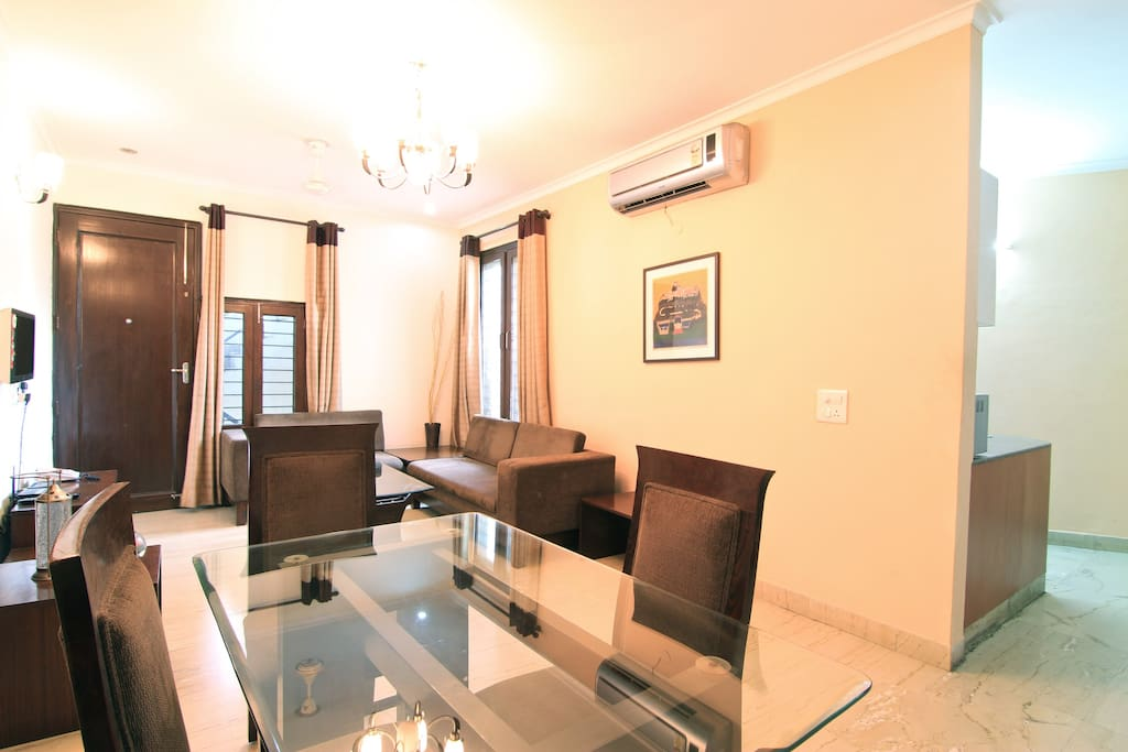 Nice Apartment to Stay in Hauz khas