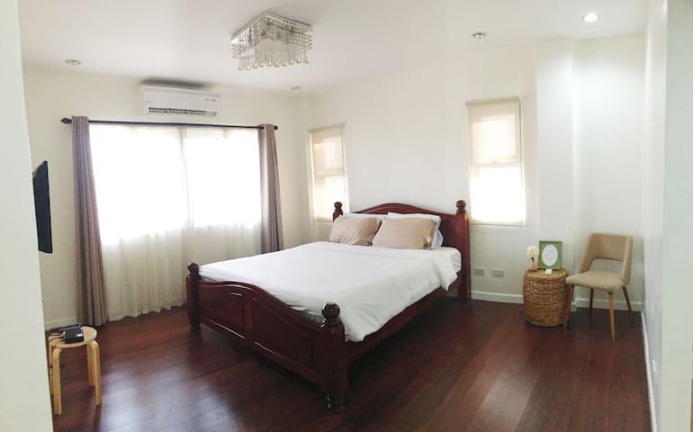 Cozy Masters Bedroom in Cebu