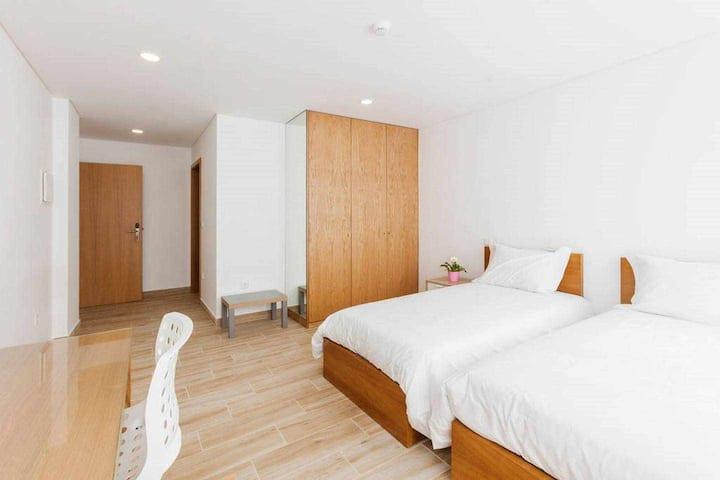 Central Suites 3 - Quarto privado 7