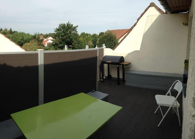 appart-loft proche Paris / Disney - Pontault-Combault - Pis