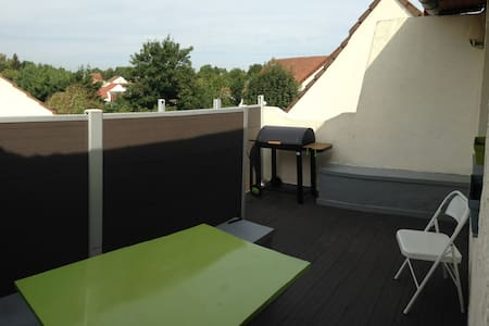appart-loft proche Paris / Disney - Pontault-Combault