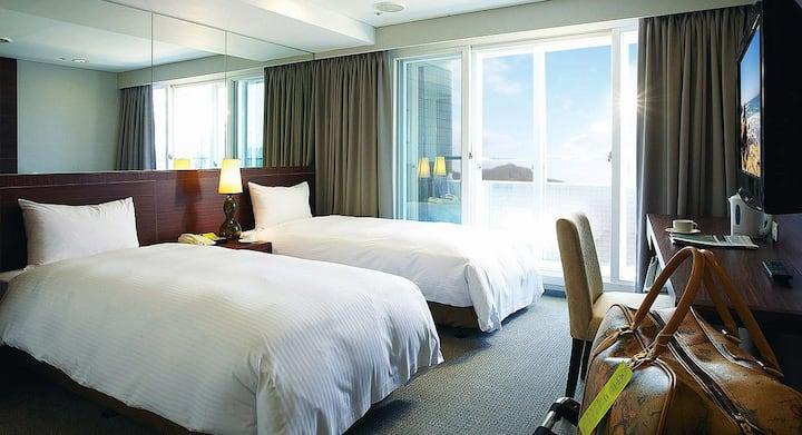 晶贊標準房(兩小床) / Park Standard Twin Room