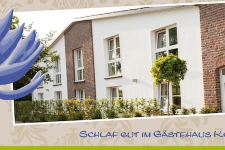 Schlaf gut im Gästehaus Kornblume 1 - Krefeld