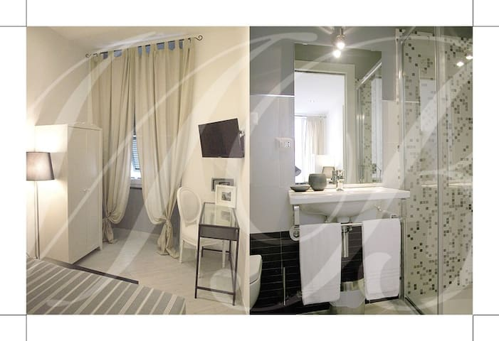 MB sisters - Glam Rooms Vernazza