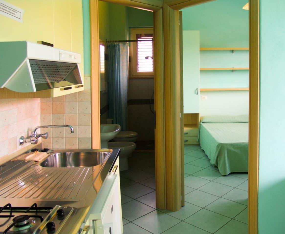 Appartamento 3 persone