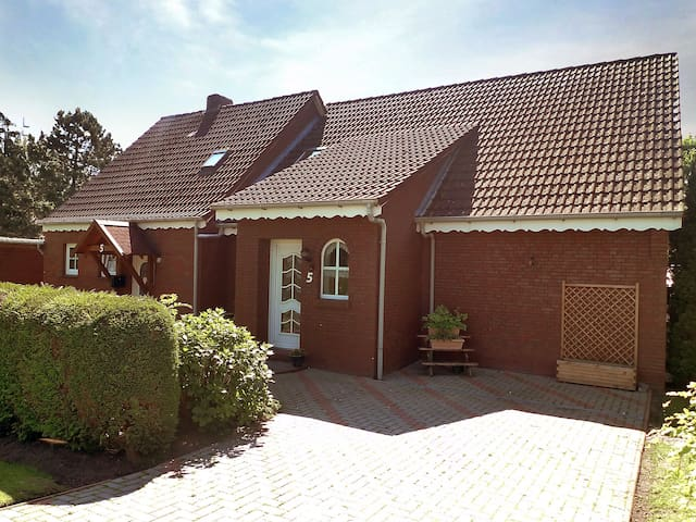 Apartment Christians for 2 persons in Westerholt