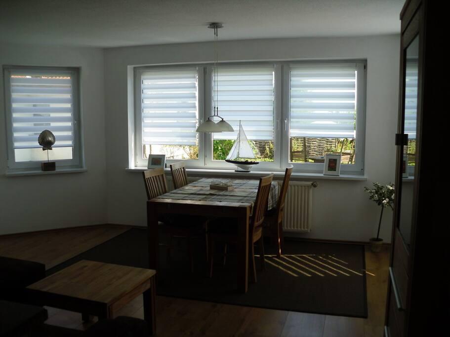 FeWo 'Boddenblick' im Landhaus Sandra in Lütow auf der Insel Usedom