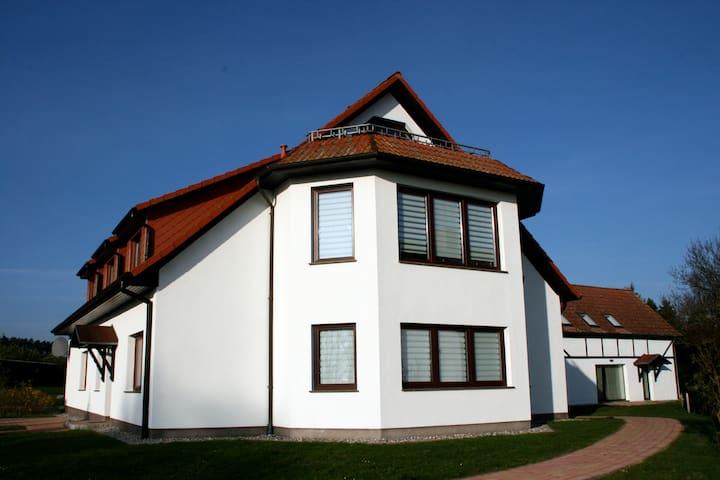 Ferienwohnung 'Achterwasserblick' Insel Usedom - Lütow - Wohnung