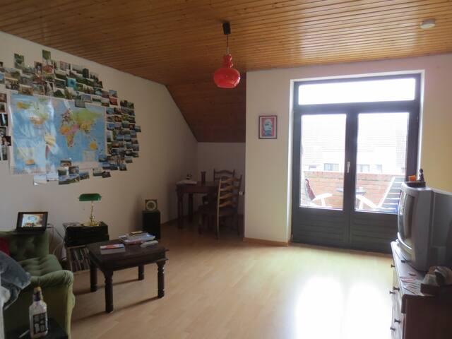 Nice flat in Poppelsdorf