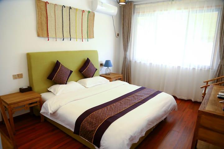 御仙湖木屋酒店