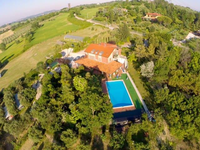 La villa dell'artista (villa Anna) - Santarcangelo di Romagna