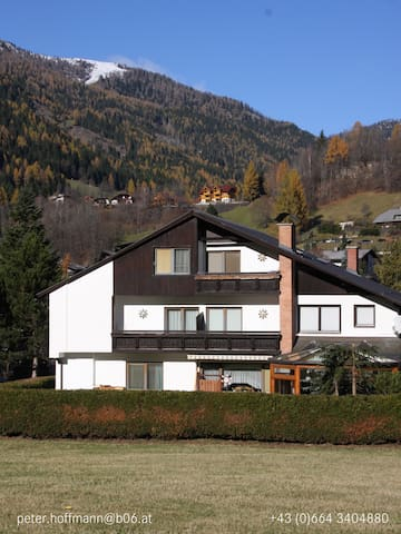 Apartment Alpenhof - Bad Kleinkirchheim