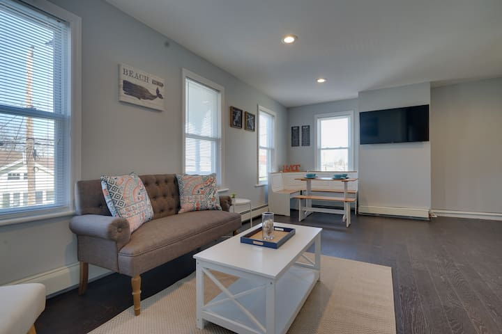 5★ • NJ Shore House • Long Branch • 2 Bedroom