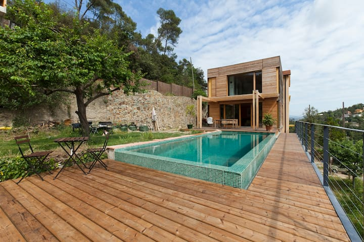 Exceptional Architect Design House - Sant Cugat del Vallès - วิลล่า