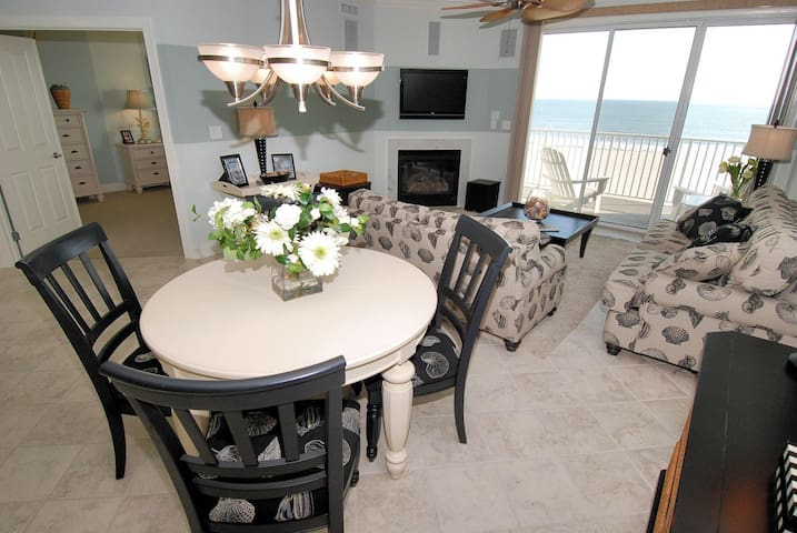 Belmont Towers 703 - Oceanfront on Boardwalk!