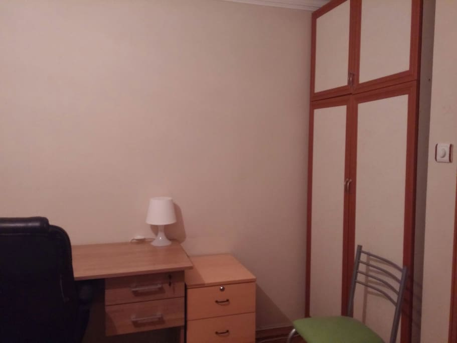 All furnished room 2nd photo