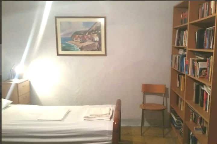 Private room in a communist time apartment