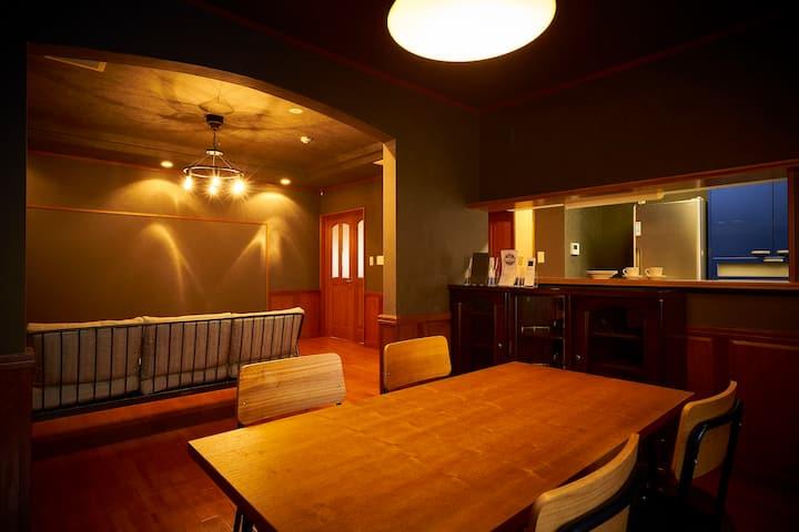 4ppl  Gorgeous Guesthouse in Nijo*Free WiFi#5