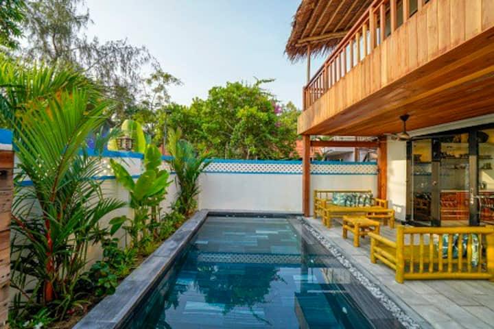An Bang Beach - 88 Steps Villa