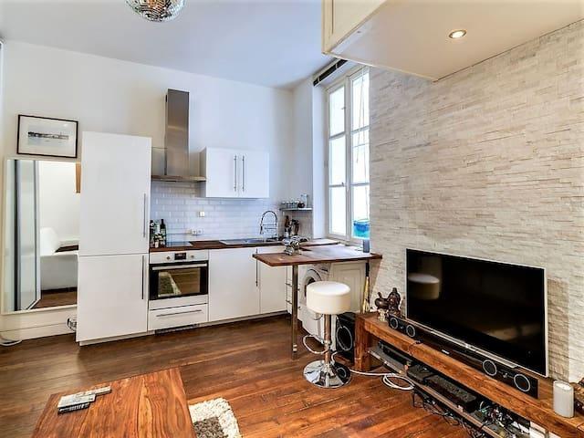 Large and Charming Studio flat - Simplon