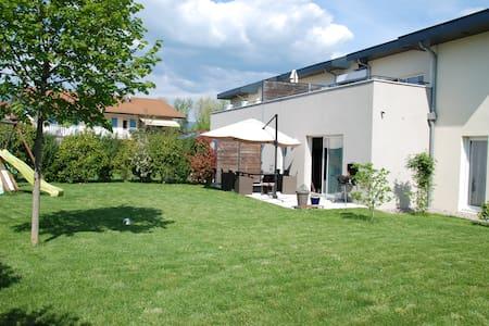 Très joli appartement 4 pièces en rez de jardin. - Reignier-Esery - 公寓