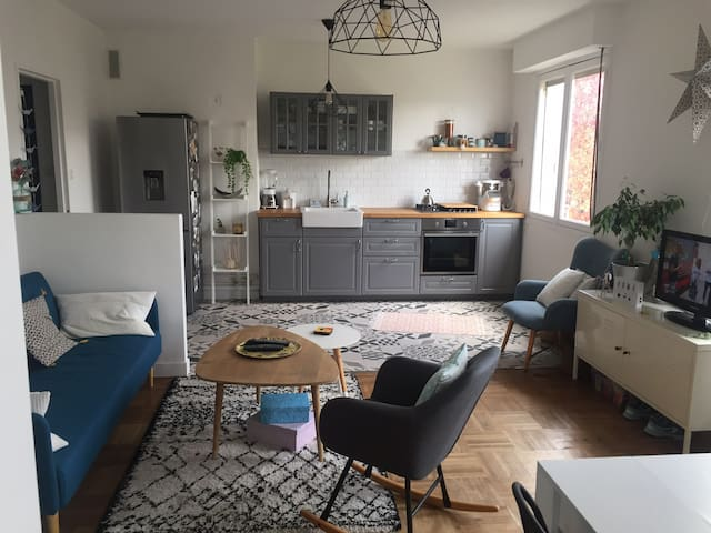 Appartement T2 Rennes Sud