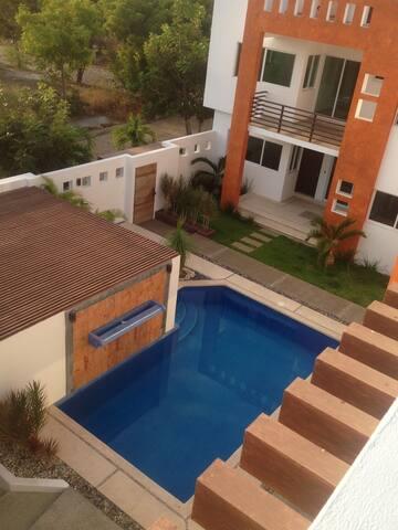 Casa Coco....Just lovely! - Puerto Escondido - Appartement en résidence