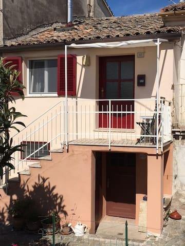 Villa del Monte Charmantes Haus für 2-4 Pers.