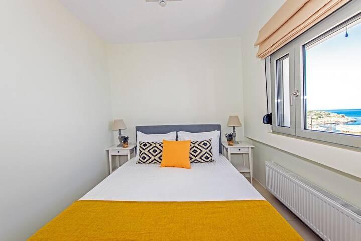 VIVIAN Apartments - Deluxe 1 - Sea view Rethymno