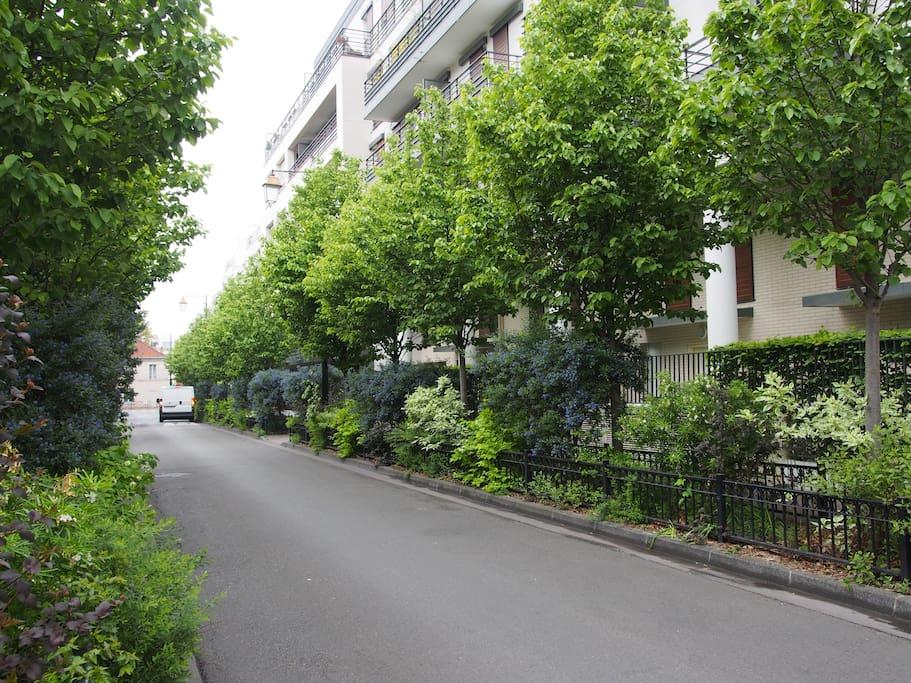 Rue du Cayla